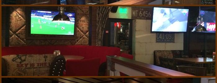 Happy Bar & Grill is one of Locais curtidos por 83.
