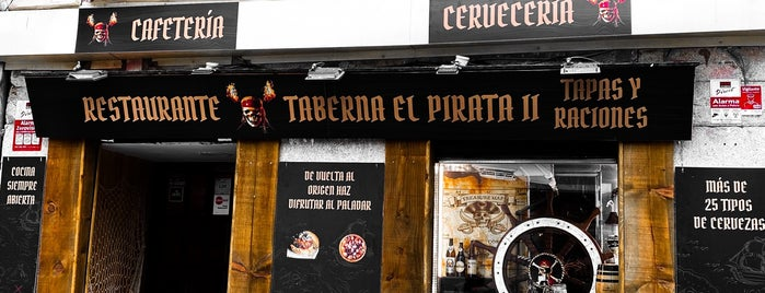 El Pirata is one of Noche.