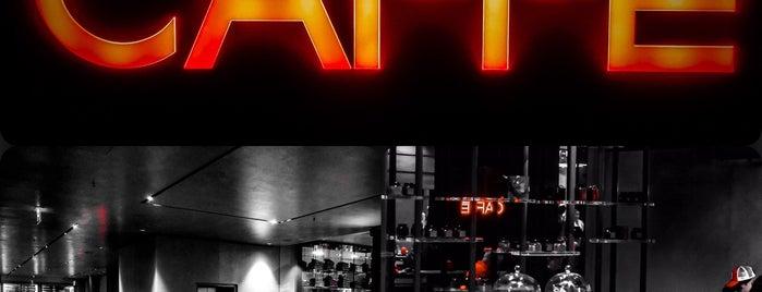 Emporio Armani Caffe is one of Lugares favoritos de 83.