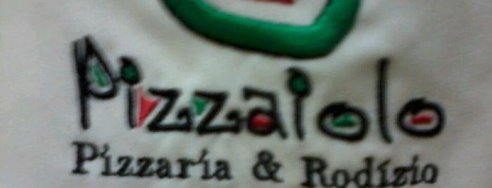 Pizzaiolo is one of boa comida!! =P.