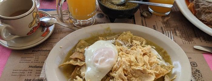 Restaurante Chile, Maíz y Frijol is one of Acapulco Mariscos, Carne.