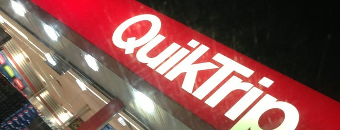 QuikTrip is one of marcoさんのお気に入りスポット.