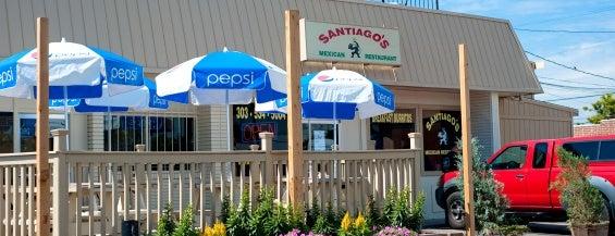 Santiago's Mexican Restaurant is one of Colorado.