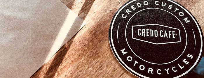 Credo Cafe is one of Montevideo UY.
