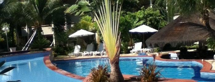 Solar Pipa Apart Hotel is one of Tempat yang Disimpan Silvia.