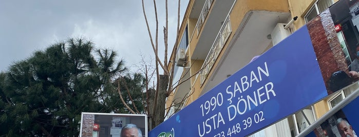 1990 Şaban Usta is one of Lieux qui ont plu à Mehmet Ali.