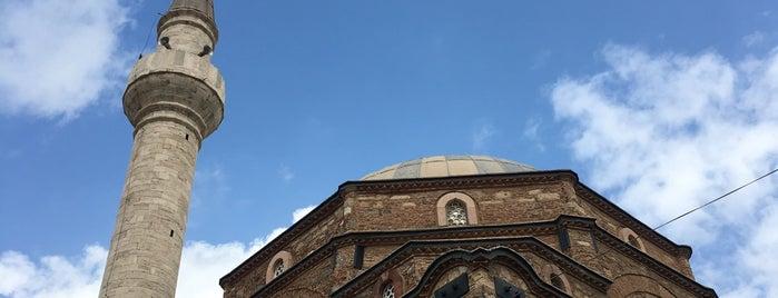 Başdurak Kemeraltı Turistik El Sanatları Çarşısı is one of Kemeraltı ve Çevresi.