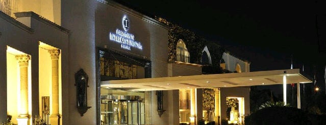 Presidente InterContinental is one of Tempat yang Disukai Isaac Tonatiuh.