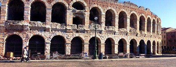 Verona is one of Italian Cities.