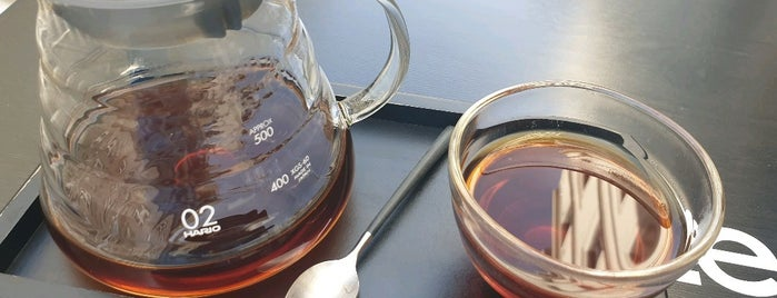 Elbgold is one of Europe specialty coffee shops & roasteries.