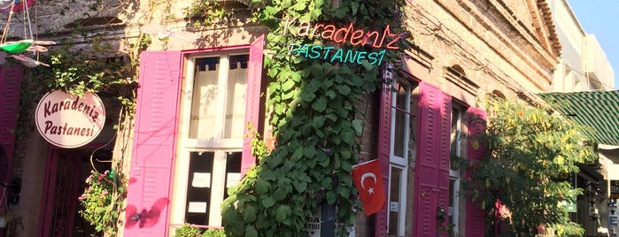 Karadeniz Pastanesi is one of Locais curtidos por k&k.