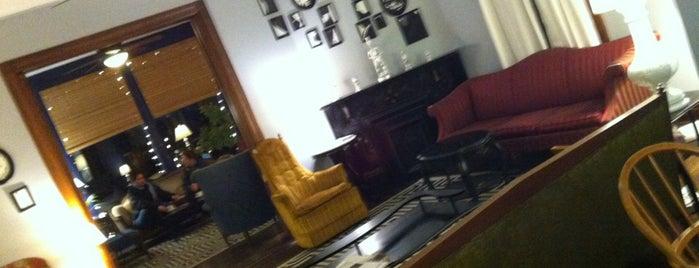 Rev Cafe is one of Hudson.