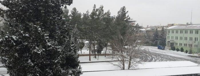 Gaziantep İl Jandarma Komutanlığı is one of Gaziantep 🙋♀️🙋♀️.