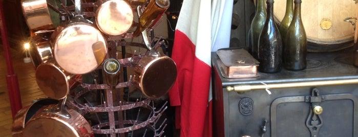 Marché aux Puces de Saint-Ouen is one of Paris.