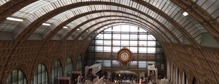 Музей Орсе is one of Paris.