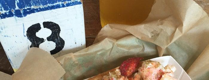 Luke's Lobster is one of Ultimate Summertime Lobster Rolls.
