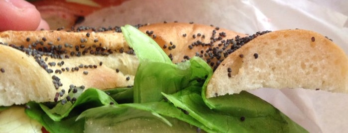 Black Seed Bagels is one of NYC FAST EATS.