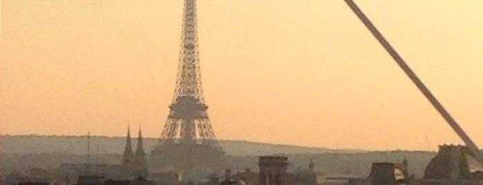 Georges is one of Paris.