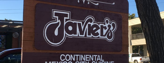 Javier's Gourmet Mexicano is one of Dallas, TX.