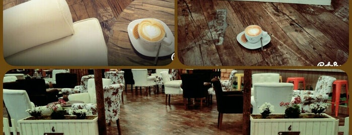 Kahve Kutusu is one of สถานที่ที่บันทึกไว้ของ Emre.