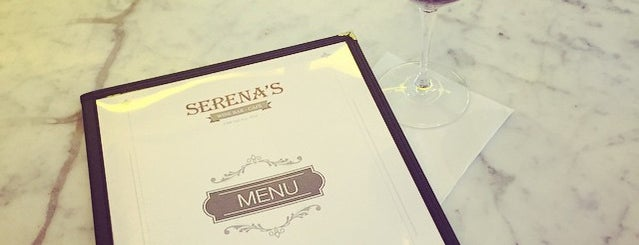 Serena's Wine Bar-Cafe is one of Wine bar.