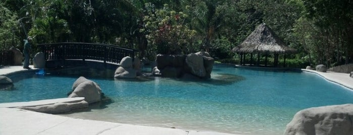 Borinquen Mountain Spa and Resort Guanacaste is one of Orte, die Luis Ricardo gefallen.