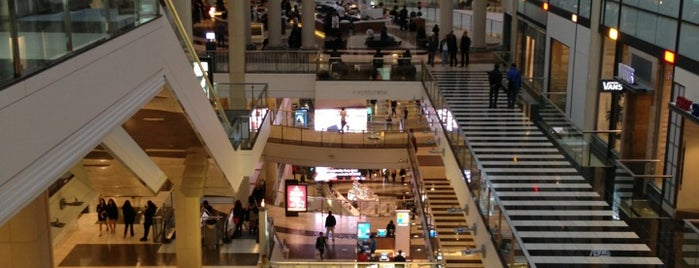 Westfield San Francisco Centre is one of SF Vacation.