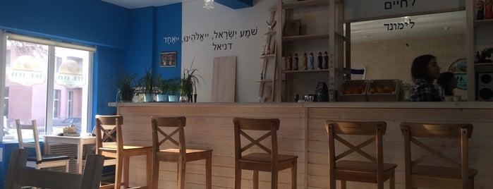 Tel Aviv is one of Lena : понравившиеся места.