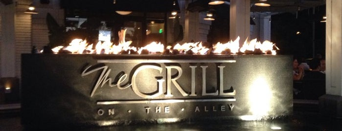 The Grill on the Alley is one of Yolanda'nın Beğendiği Mekanlar.