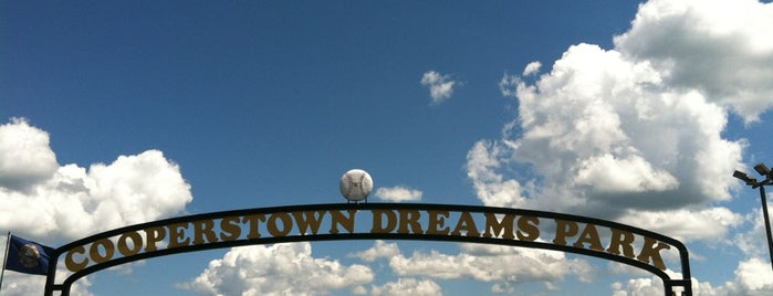Cooperstown Dreams Park is one of New Adventures to Explore.