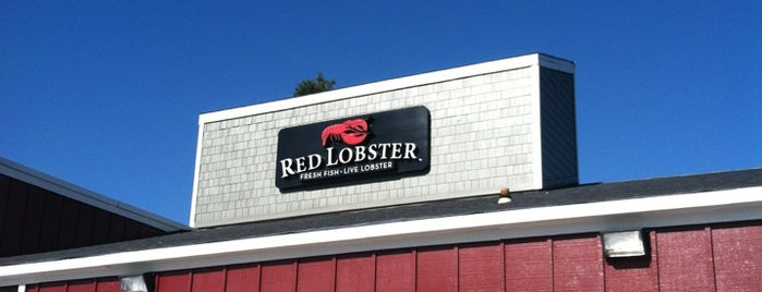 Red Lobster is one of Noms I eat at a lot.