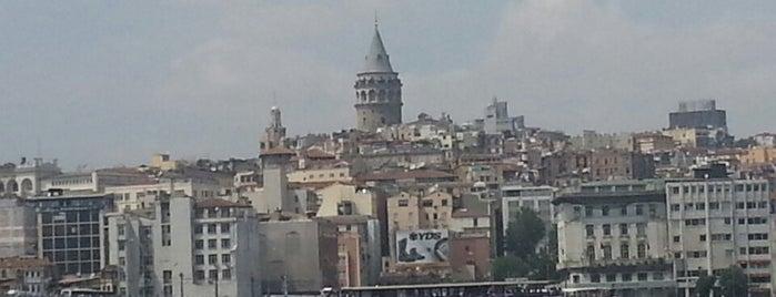 Boğaziçi İskelesi is one of İstanbulda görülecek 100 şey-2.