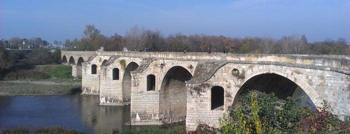 Мостът на Колю Фичето (The Bridge of Kolyo Ficheto) is one of Tempat yang Disukai Silvina.