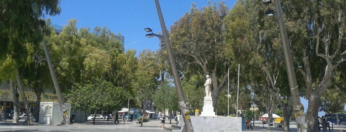 Eleftherias Square is one of Greece.