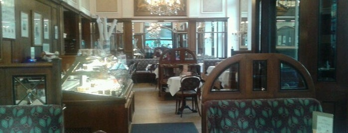 Café Mozart is one of Wien.
