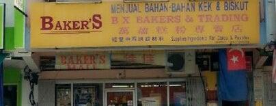 B X Bakers & Trading is one of Neu Tea's Nav.