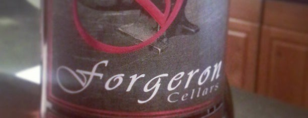Forgeron Cellars is one of Wine Trip: Washington (2nd US wine country).