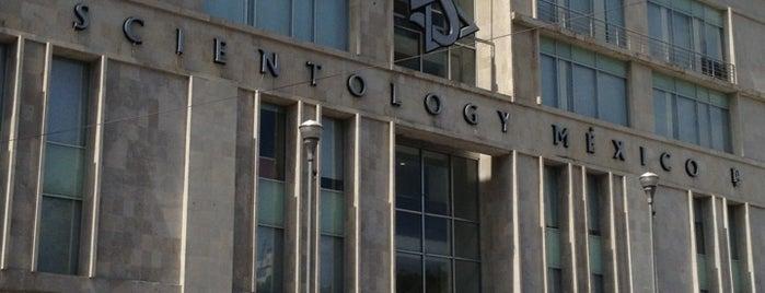 Scientology México is one of A ver si es cierto.