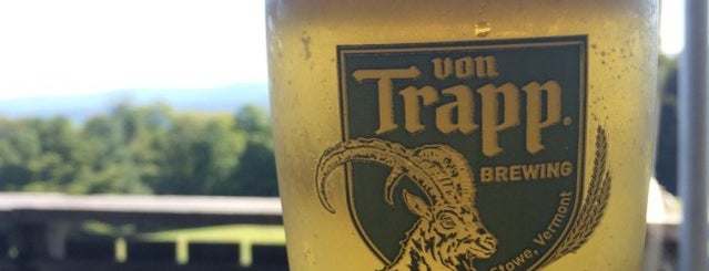 Trapp Family Brewery is one of My must visit brewery list.