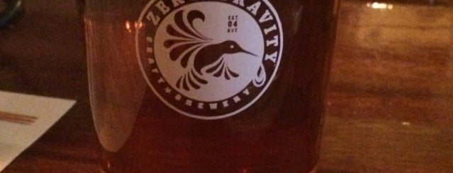 Zero Gravity is one of breweries.