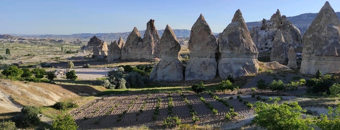 Kılıçlar Vadisi is one of Kapadokya.