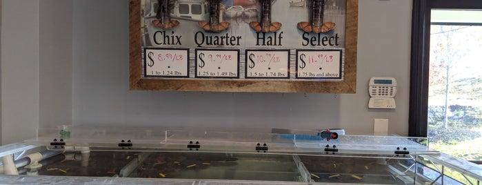 Sea Salt Lobster Restaurant is one of Kennebunk.