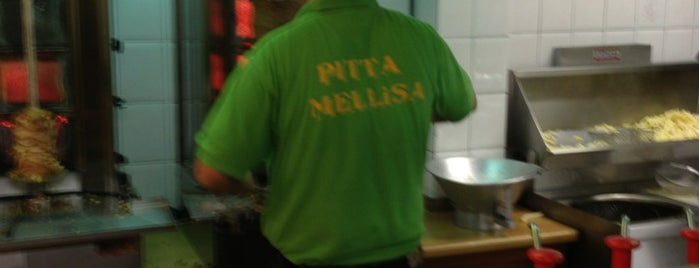 Pitta Mellisa is one of Lugares favoritos de Christophe.