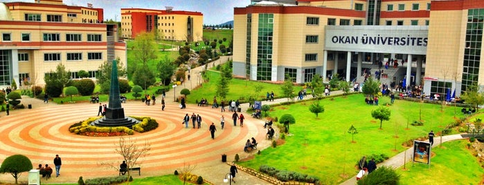 Okan Üniversitesi is one of Holiday in Istanbul.