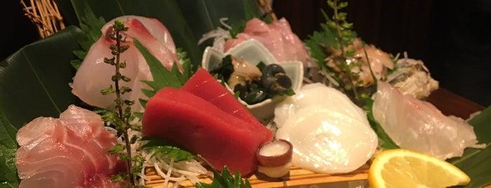三代目魚河岸 青木鮮魚店 is one of Hideo'nun Beğendiği Mekanlar.