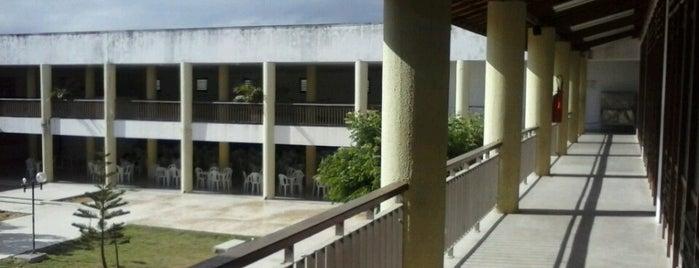 Escola Profissional de Aracati is one of Mayor list.