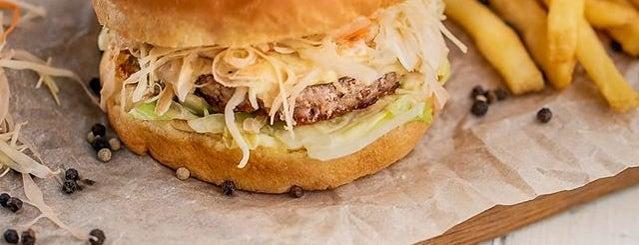 Бургер&Фрайс от Мираторг is one of Posti che sono piaciuti a Julia.