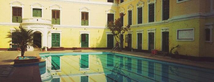 International Club, Sanepa is one of Orte, die Manish gefallen.