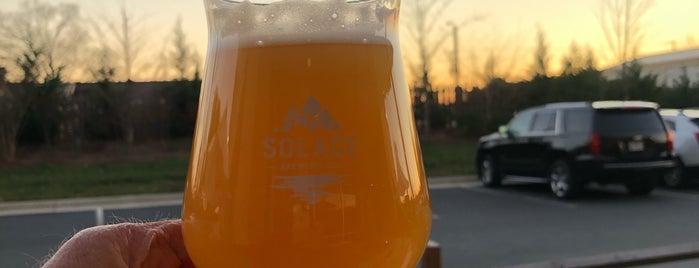 Solace Brewing Company is one of Posti salvati di Rachel.