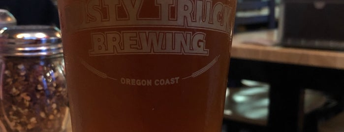 Rusty Truck Brewing is one of Oregon Brewpubs.